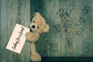 image of a teddy bear