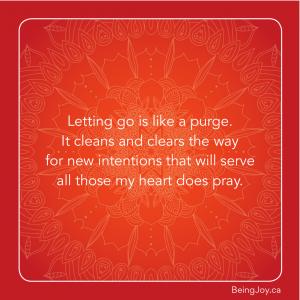 excerpt from Being Joy book -